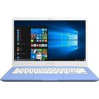"ASUS VivoBook E406SA-BV133TS 14"" 笔记本电脑 Intel Celeron N3060 1.6GHz 处理器, 4 GB RAM, 32 GB eMMC, Windows 10 S,蓝色"