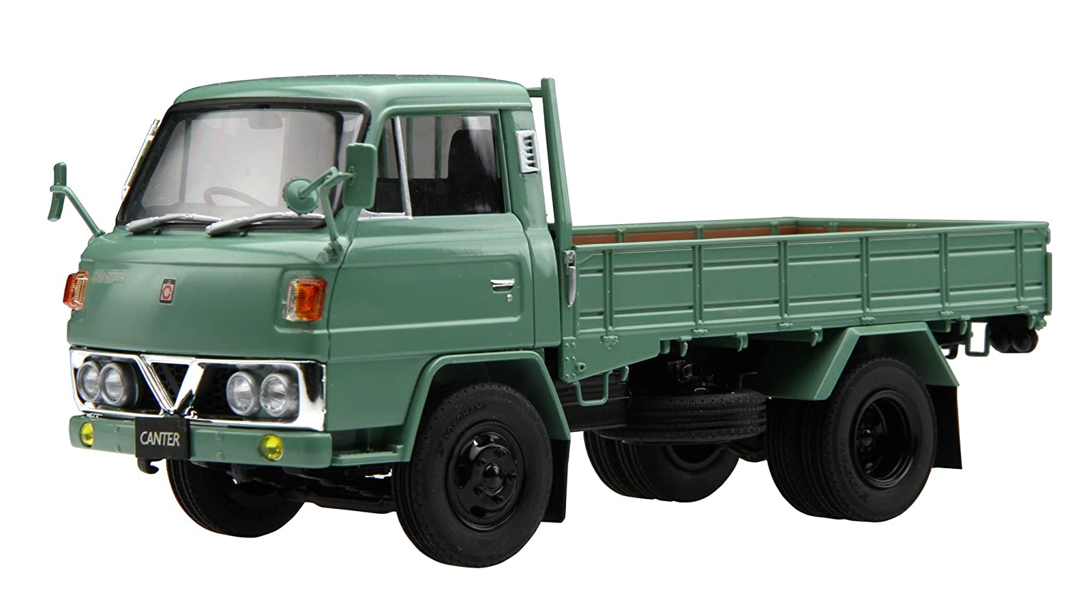 '50 Specification Truck Series No.01 Mitsubishi Fuso Canter T200 system Showa to work 1/32 (japan import) Fujimi HT-01