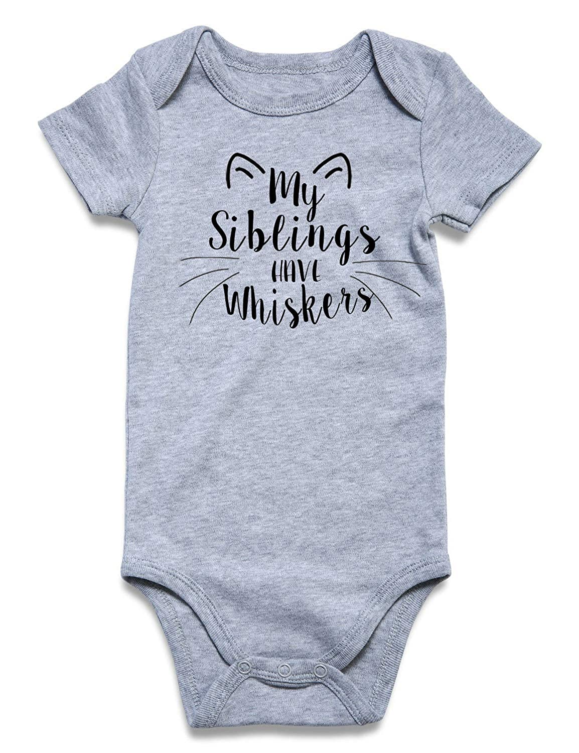 Funnycokid Funny Infant Romper Jumpsuit Baby Layette Bodysuit Kids One-Piece