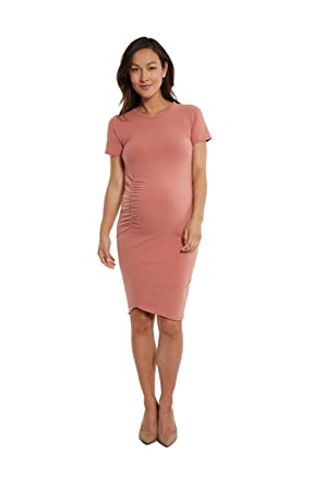 a7a7c6efc06 Image Unavailable. Image not available for. Color  Stowaway Collection  Maternity Uptown Maternity Dress