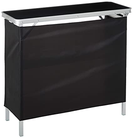 Amazon.com: Trademark Innovations Portable Bar Table - Carrying Case ...