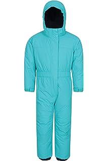 Amazon.com: Trespass Wiper Kids Unisex Ski Suit Warm Winter ...