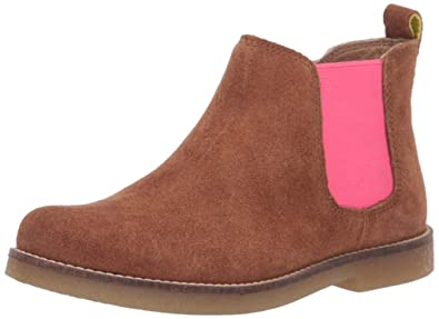 look out for save up to 80% best loved Amazon.com | Joules Girls' Kelsey Ankle Boot, Chestnut, 3 M ...