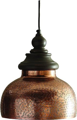 Split P Antique Copper Pendant 4010-270