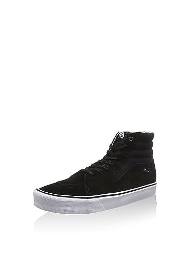 Vans Mens SK8 Hi Lite Hemp Black White High Tops (11 Men s)  Amazon.co.uk   Shoes   Bags 418ca8c6f2