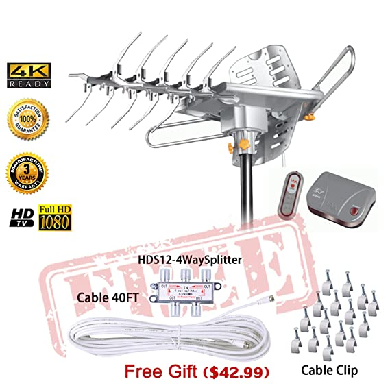 The 8 best hd 2605 ultra tv antenna