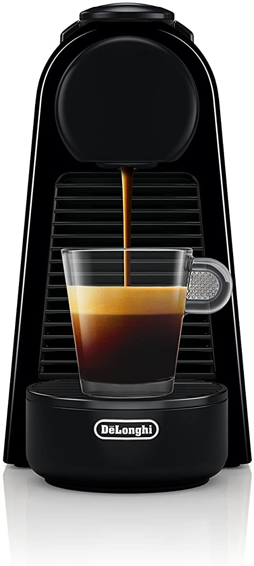 Nespresso by DeLonghi EN85B Nespresso Essenza Mini Espresso Machine, Black