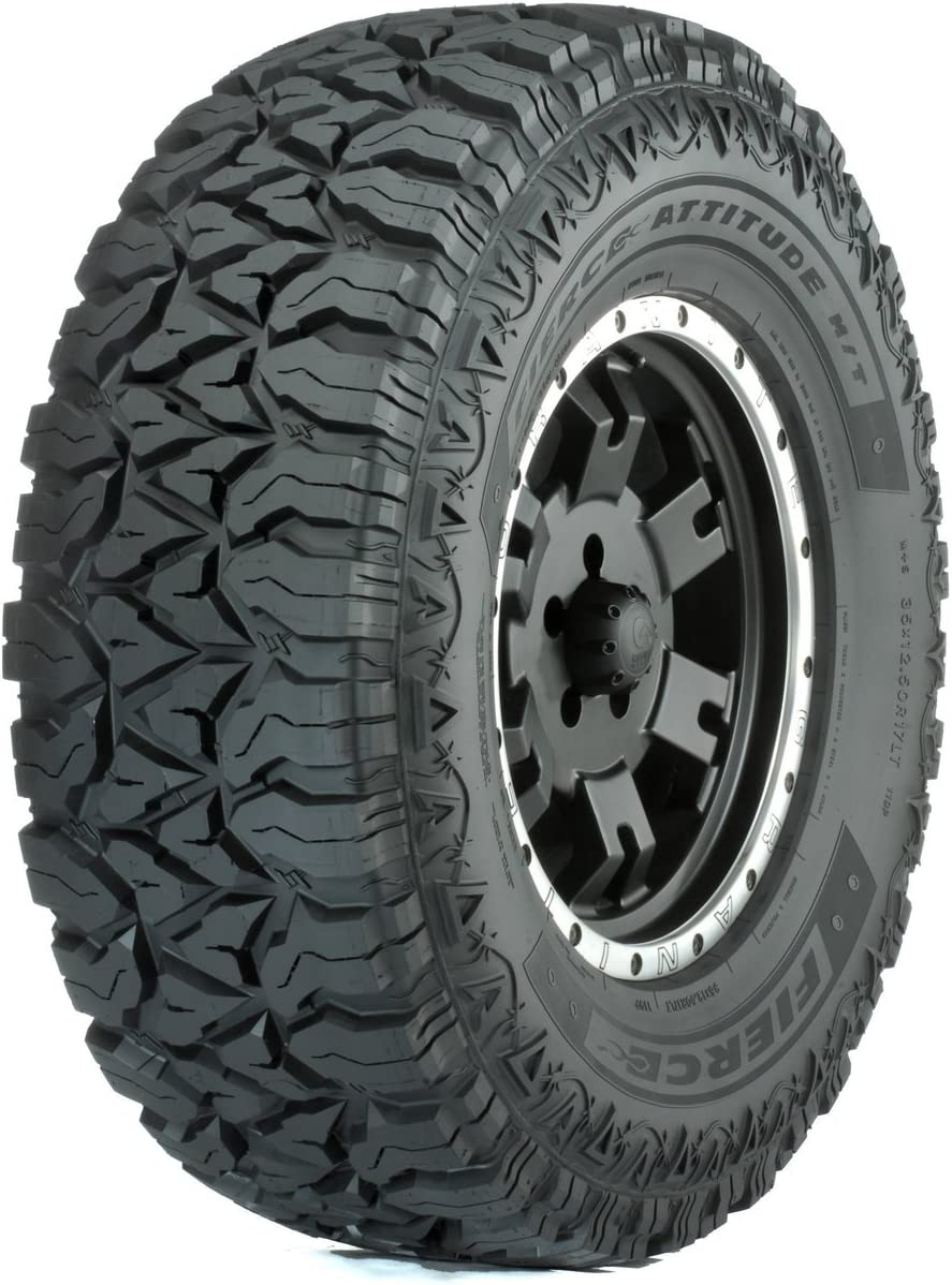 Fierce Attitude Mud Terrain M/T Radial Tire