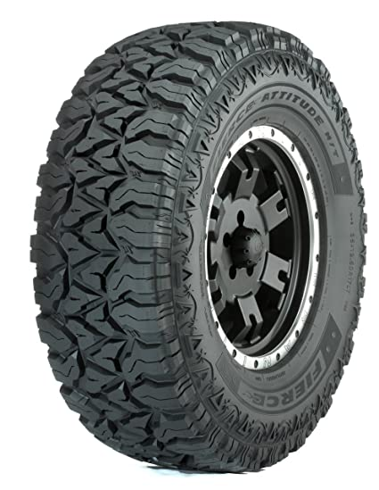 Amazon Com Fierce Attitude M T Mud Terrain Radial Tire 285 75r16