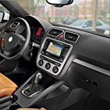FLOUREON GPS Navigator System for Car Vehicle 7