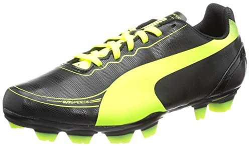 bd1787d5aa1e Puma Evospeed 5.2 Fg Jr, Unisex Kids' Football Shoes: Amazon.co.uk ...