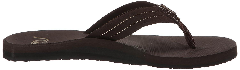 Carver Nubuck, Chaussures de Plage et Piscine Homme, Marron (Demitasse-Solid Ctk0), 42 EUQuiksilver