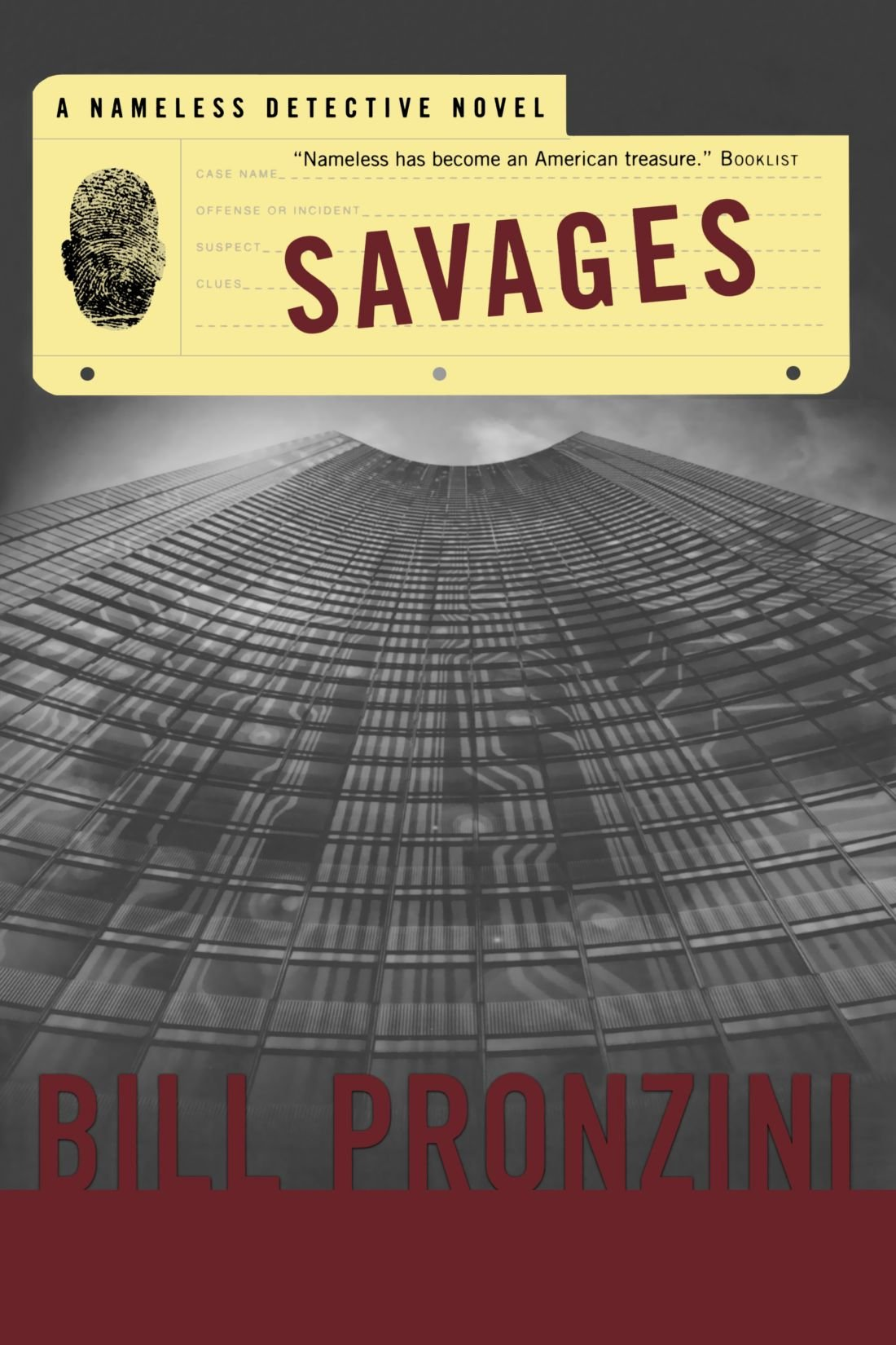Savages: A Nameless Detective Novel (Nameless Detective Novels) pdf