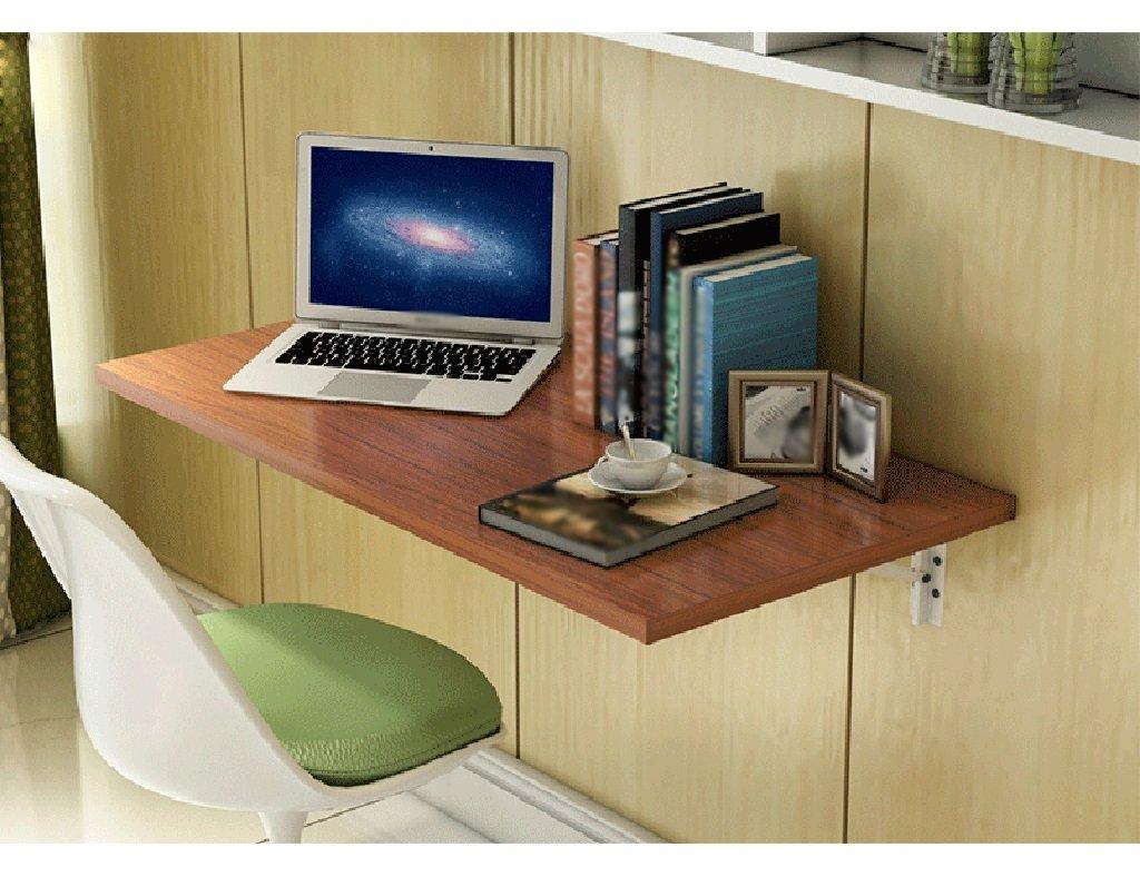 ウォールラップトップテーブルウォールマウント折りたたみテーブルコンピュータデスク現代ミニマリスト小さなテーブルサイズ ( サイズ さいず : 80cm*40cm ) B07BRK2XYF80cm*40cm