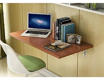 Table d ordinateur portable mural table pliante murale bureau d