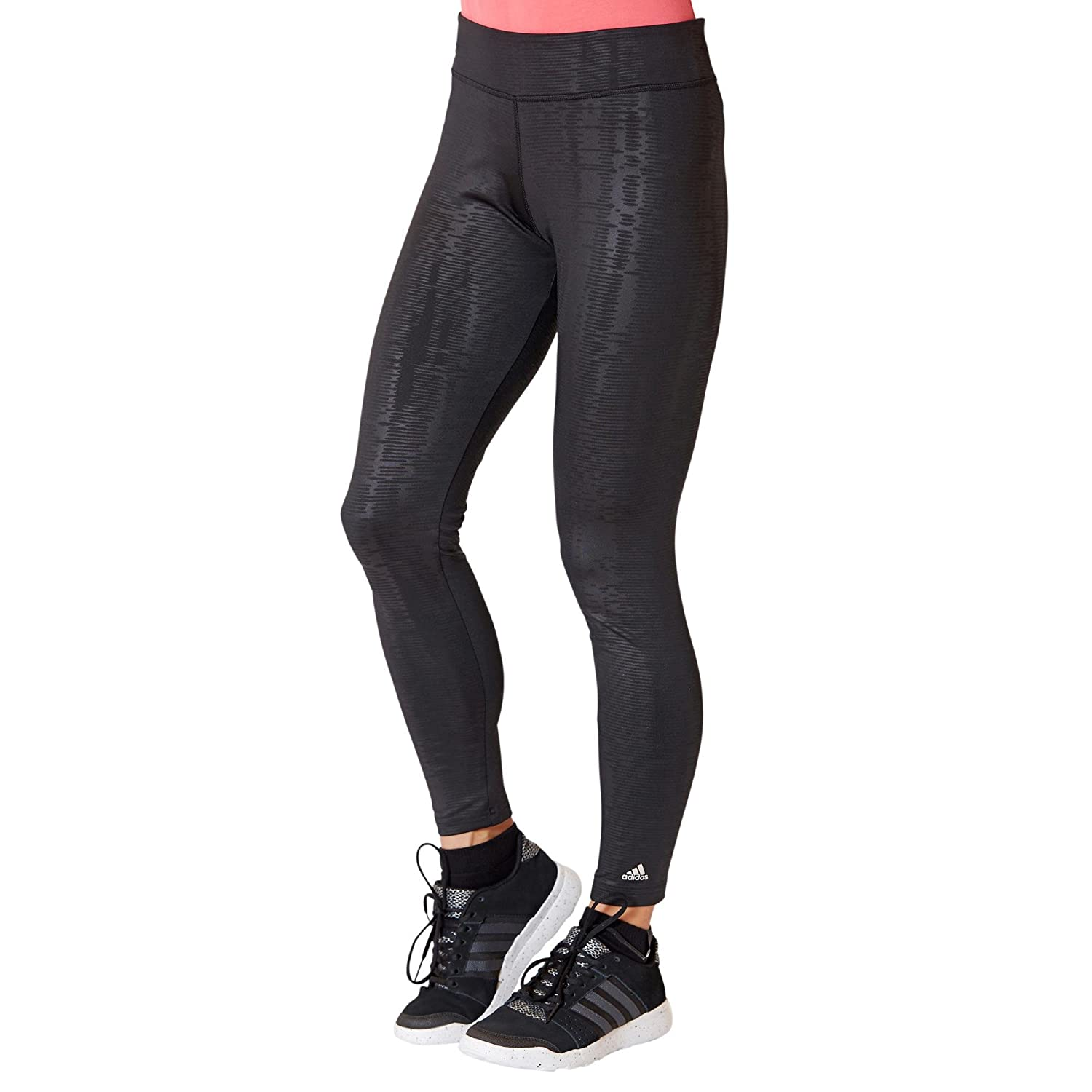 6e98a2a2094d26 Top2: Adidas Ultimate Fit Women\'s Training Tights - AW15