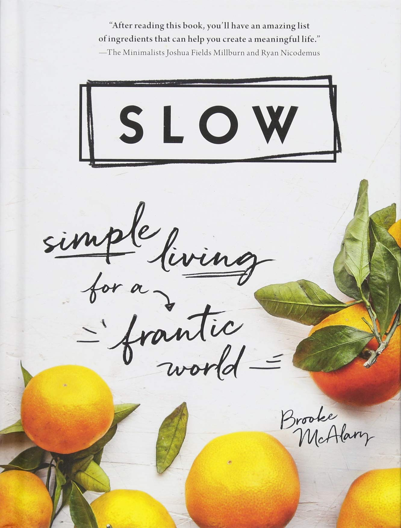 Image result for slow; the living book