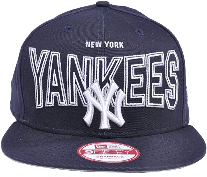 New Era 9Fifty Mlb New York Yankees Team Camo  Cap Blue Men