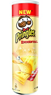 Pringles Prawn Cocktail Crisps, 200 g, (Pack of 6): Amazon.es ...