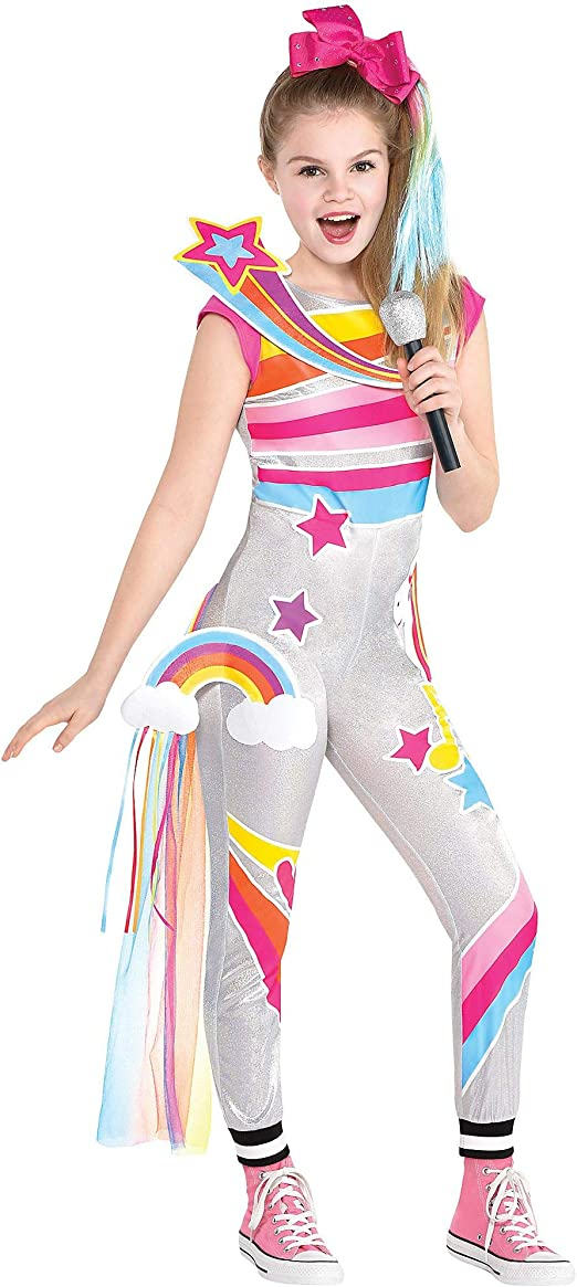 Party City D.R.E.A.M. Tour JoJo Siwa disfraz para niños, incluye ...