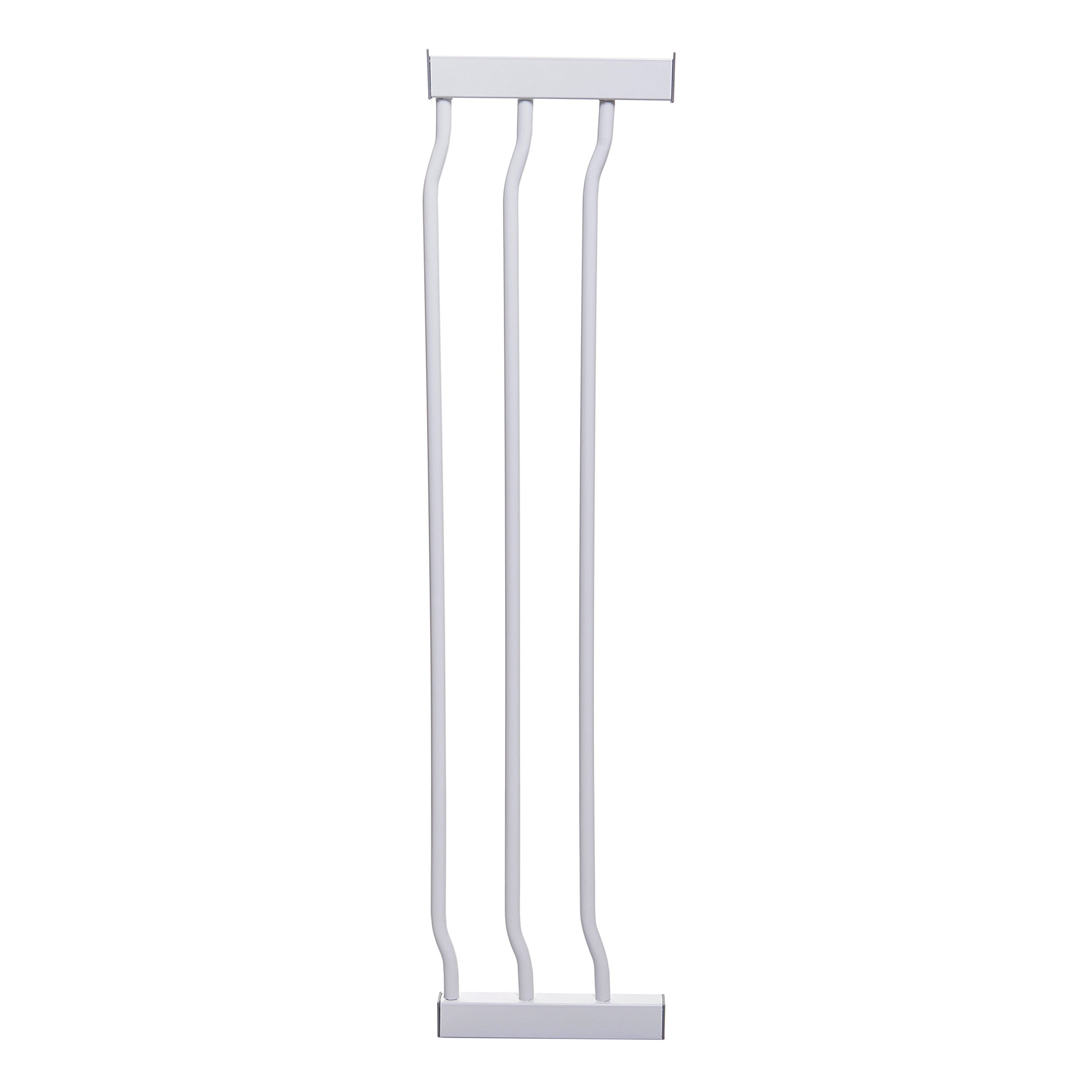 Dreambaby Liberty Gate Extension (7 inch, White) by Dreambaby (Image #1)