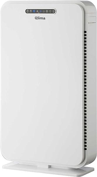 Purificador de aire Qlima A45 con mando a distancia y sistema de 3 ...