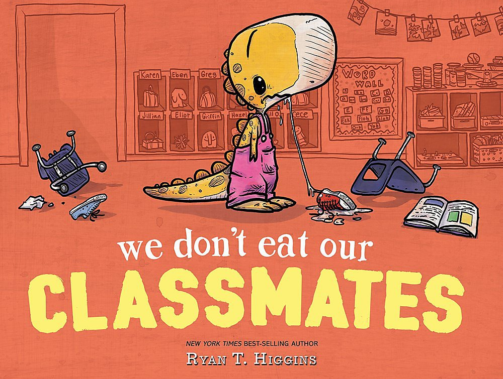 Image result for we don't eat our classmates amazon