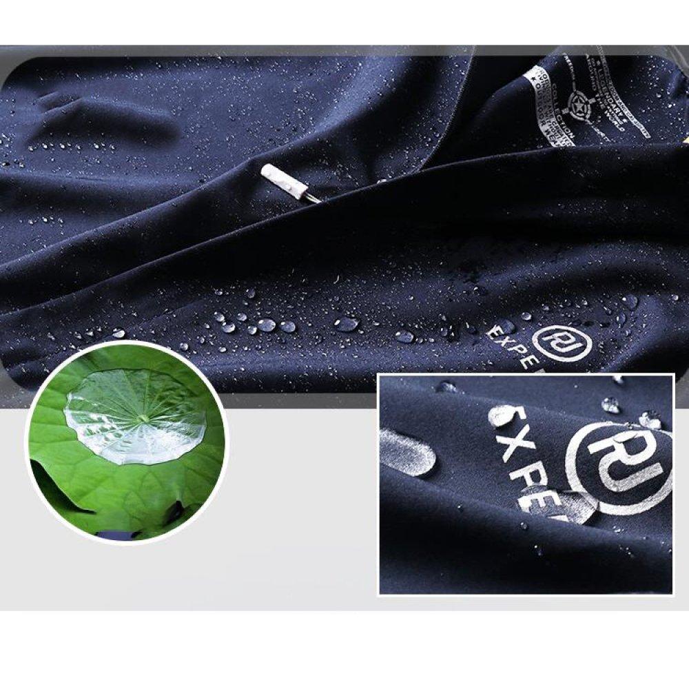 46d49e11db1f1e ULBN Wasserdichte Herrenjacke Dünne Atmungsaktive Winddichte Leichte und Schnell  Trocknende Windjacke: Amazon.de: Bekleidung