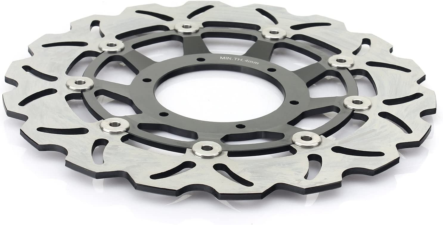 TARAZON 2x Front Brake Rotors Discs for Honda CBR600RR 2003-2016 CBR1000RR 2004 2005