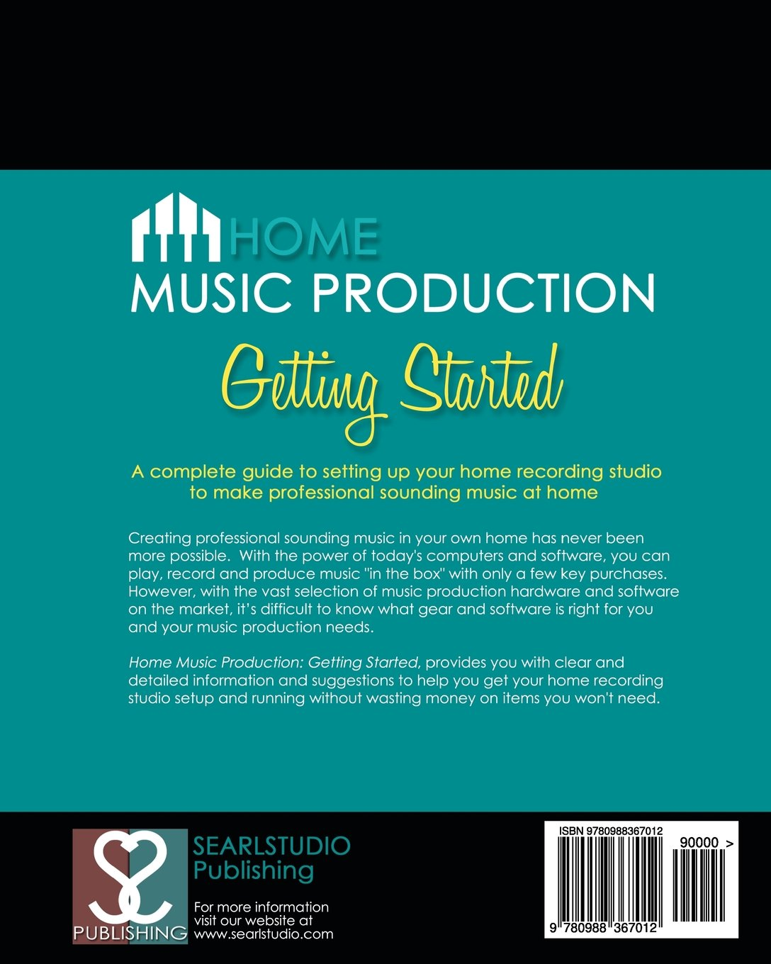 Sensational Home Music Production Getting Started A Complete Guide To Largest Home Design Picture Inspirations Pitcheantrous