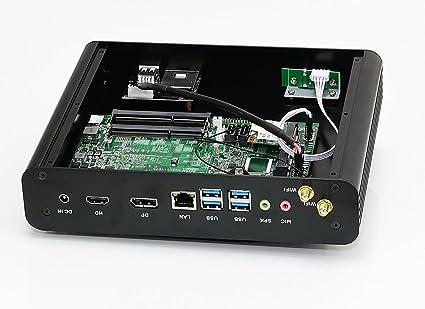 Amazon.com: Intel NUC, Intel Core i7-7500U,Gaming-Desktop ...