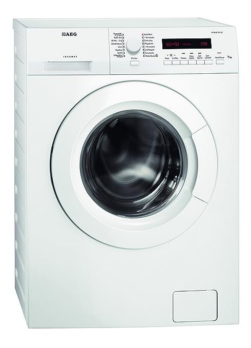 AEG L72475FL Independiente 7kg 1400RPM A+++ Color blanco Front ...