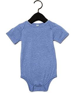 dc2eee3b Amazon.com: Bella + Canvas - Toddler Triblend Short Sleeve Tee ...