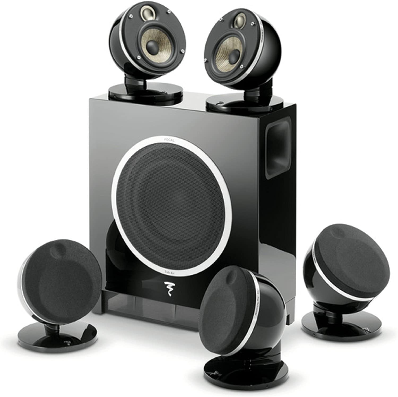 focal 5.1 speakers price in india