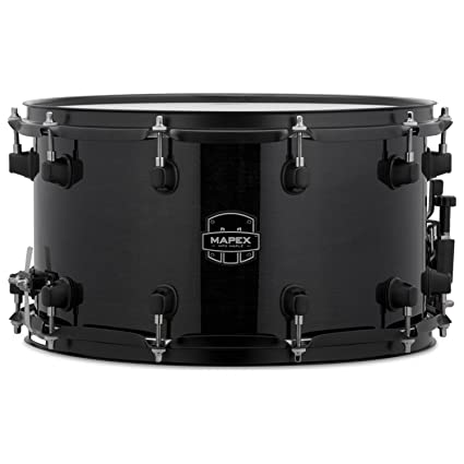 e02a0e57e205 Amazon.com  MAPEX MPML4800BMB MPX Series Maple Snare Drum 14