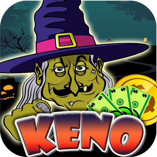 Keno Castle Spells Potions Magic Halloween Witch Keno Games Free for Kindle Original Keno for Kindle Play Offline without internet no wifi Full Version Free Keno (Big Time Rush Halloween Games)