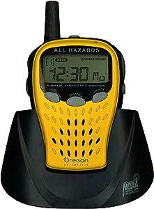 Oregon Scientific WR601N Portable Weather Radio