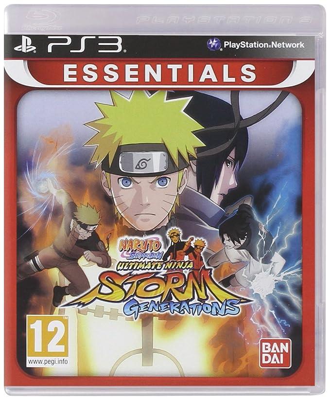 Namco Bandai Games Naruto Shippuden - Juego (PlayStation 3 ...