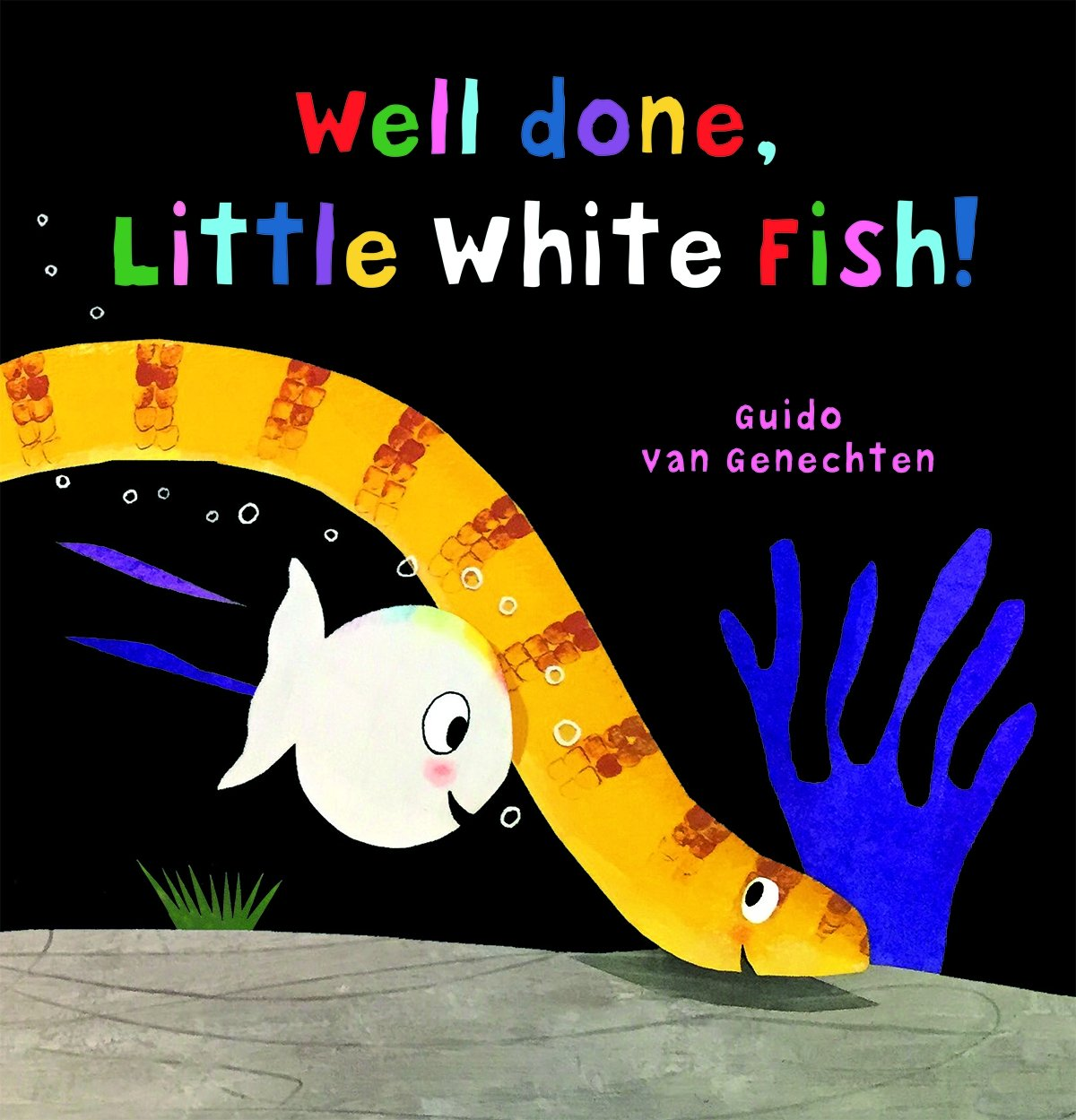 Download Well done, Little White Fish ebook