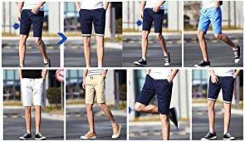 Men's Quick-Drying Watershorts Boardshorts Breathable Waterproof Beach Shorts for Sports Running Surf Casual