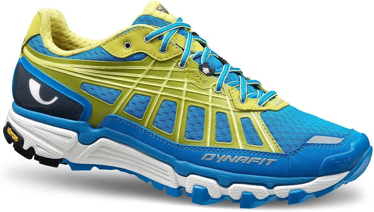 Dynafit - Zapatillas de Running de Material Sintético para Hombre Azul Azul: Amazon.es: Zapatos y complementos