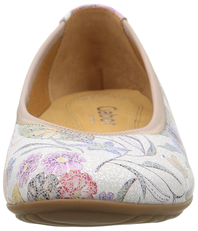 Gabor Damen Comfort Geschlossene Multicolor) Ballerinas Mehrfarbig (38 Multicolor) Geschlossene 319618