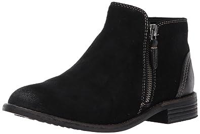 2caa2e10ba6d CLARKS Women s Maypearl Juno Ankle Bootie Black 5 ...