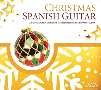 Christmas Spanish.Christmas Spanish Guitar Cd
