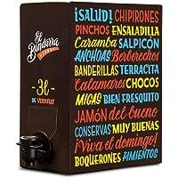 El Bandarra Rojo Vermut - Bag in box 300 cl