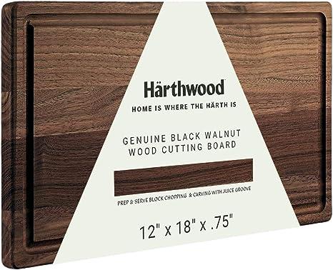 Black Walnut /& Oak Cutting Board Quality American Handmade Lifetime Guarantee