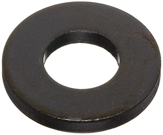 "Extra Thick Flat Washer Steel Black Oxide, 5//8/""x1-3//8/"" O.D. Case Hardened"