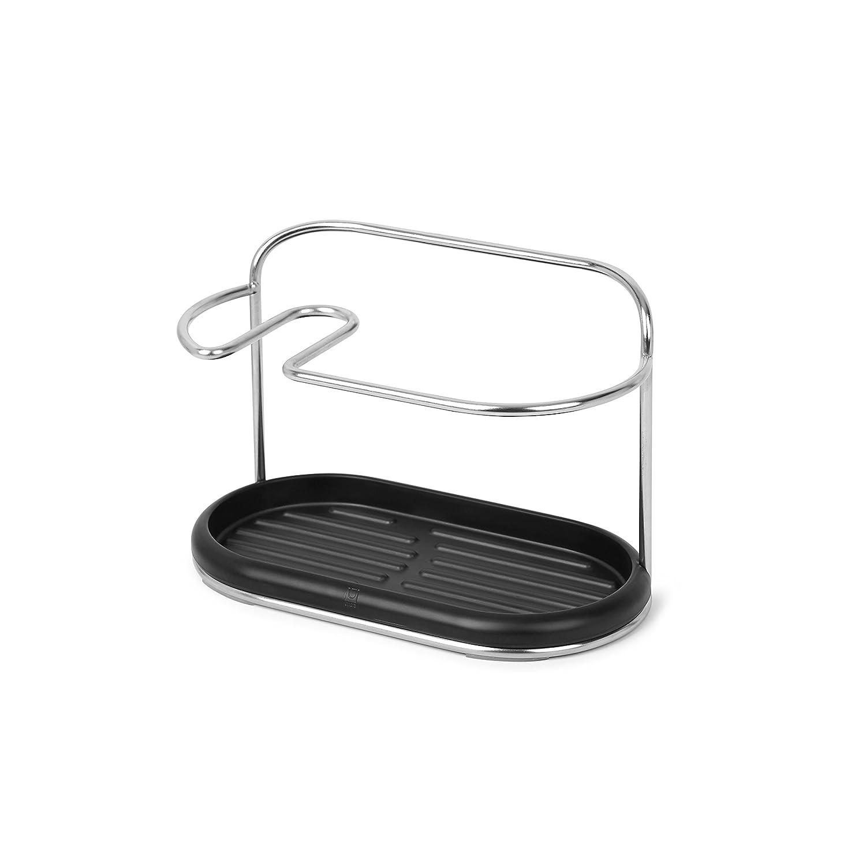 Umbra 1005258-047 Butler Sink Caddy, Spülutensilienablage aus Stahl ...