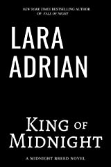 King of Midnight: A Midnight Breed Novel Kindle Edition