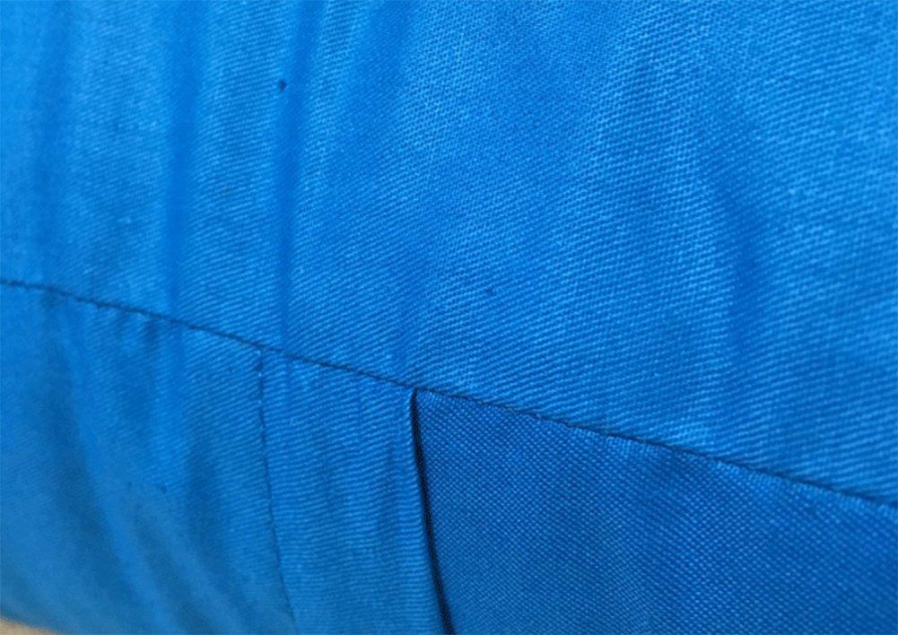 Ruikey Baumwolle Tuch weicher Kissenbezug Home Decor Quadratisch Farbe Kissen /Überwurf Sofa Taille Auto B/üro Kissenbez/üge Dekoration 45//× 45/cm Baumwollstoff 45 * 45cm Rose